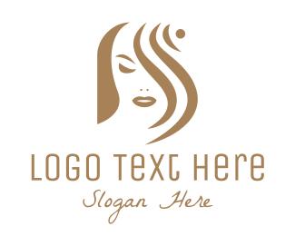Skin Care - Woman Beauty Hair Salon logo design