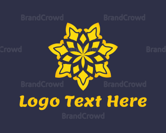Beautify - Kaleidoscope Star logo design