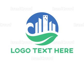 Circle - Town Circle logo design