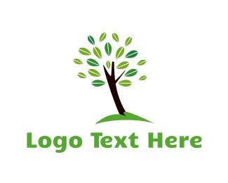 Lush Tree Logo