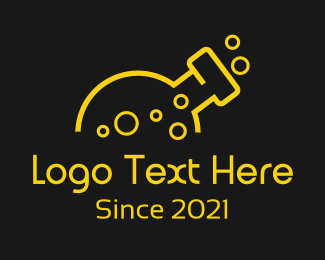 Innovate - Yellow Jazz Lab logo design