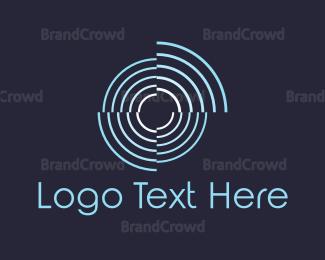 Stereo - Sound Lines logo design