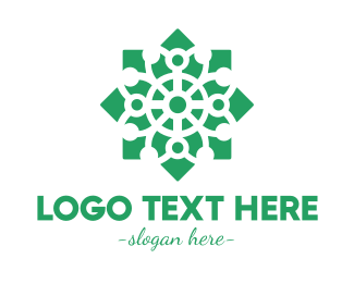 Highend - Turquoise Star logo design