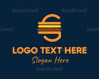 Memorable - Red Letter S logo design