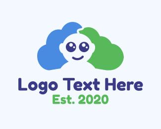 Baby Boutique - Baby Cloud logo design
