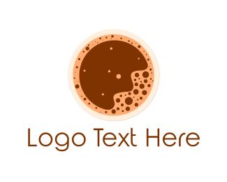 Cafeteria - Coffee Cup logo design