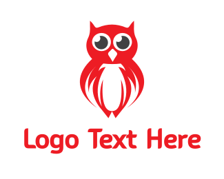 """""""Red Owl Gaming"""" by LogoBrainstorm"""