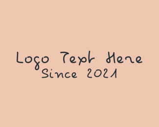 """""""Hipster Lifestyle Wordmark"""" by brandcrowd"""