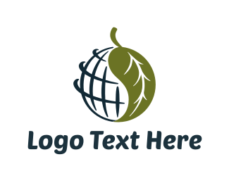 Sustainable - Earth Nature logo design