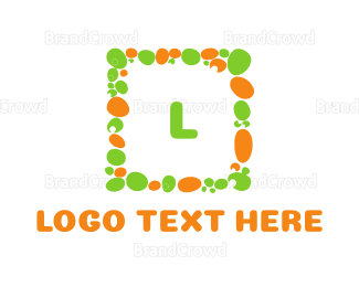 Pebble - Pebble Square logo design