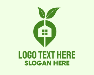 Seed - Location Seed House logo design
