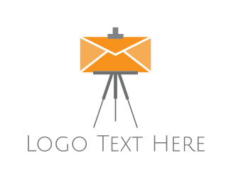 Canvas - Easel Mail logo design
