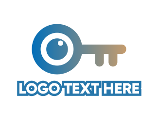 """Monogram Key Lens"" by eightyLOGOS"