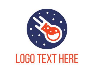 Comet - Comet Labs logo design