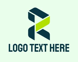 Technician - Technician Letter R logo design