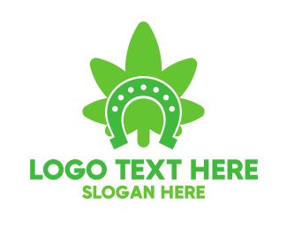 Lucky - Lucky Leaf logo design