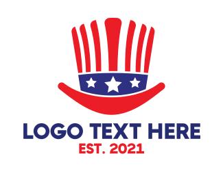 Tv Show - American Hat logo design