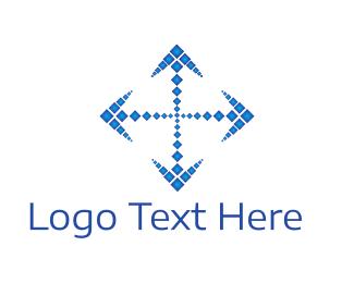 Arrow - Arrow Cross logo design