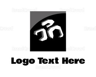 Brick - Three White Rocks logo design