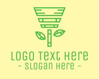Literacy - Tree Book Library logo design