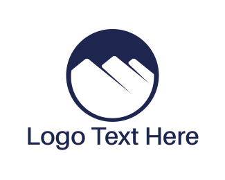Colorado - White Mountains logo design