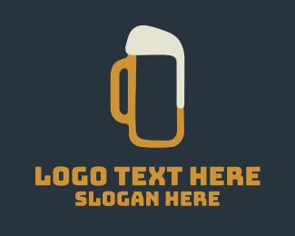 """""""Beer Mug Golf Club"""" by brandcrowd"""