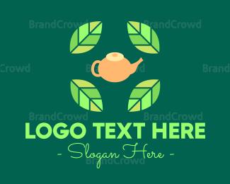 Herbal - Herbal Tea logo design