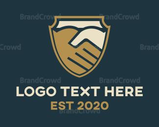 Banking - Alliance Shield logo design
