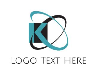 Letter - Letter K logo design