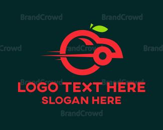 Cherry - Cherry Car logo design