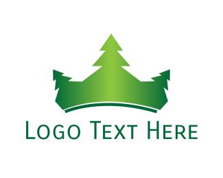 Pine Crown Logo