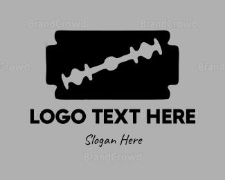 Blade - Razor Blade logo design