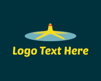 Supermarket - Ninja Banana logo design