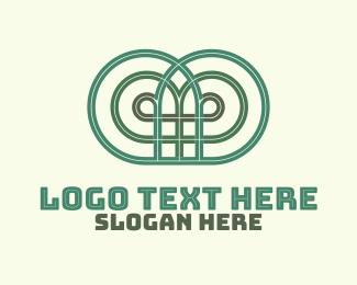 Decorative - Wrought Iron Decoration logo design