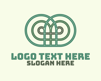Decoration - Wrought Iron Decoration logo design