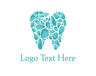 Stone - Tooth Mosaic logo design