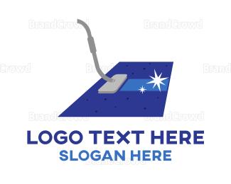 Sanitation - Carpet Cleaning logo design