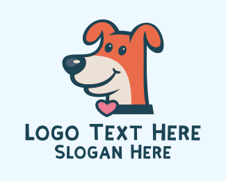 Veterinary - Lovely Dog Veterinary logo design