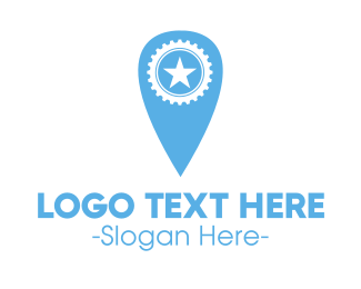 Achievement - Medal Spot  logo design