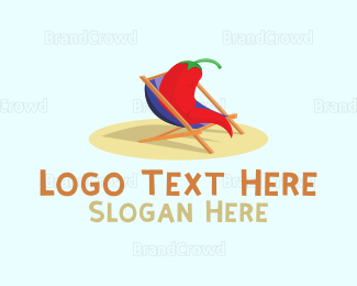 Chili - Red Chili logo design