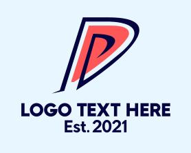 Gaming - Athletic Letter D logo design