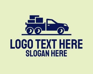 Moving Service - Professional Moving Company logo design