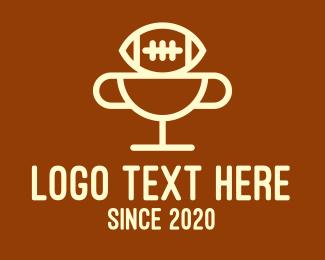 Tournament - American Football Tournament logo design