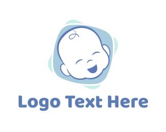 Baby - Baby Boy logo design