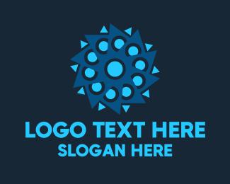 Company - Abstract Company Pattern  logo design