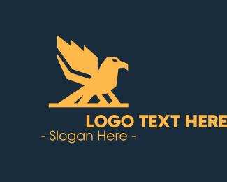 Strong - Strong Bird logo design