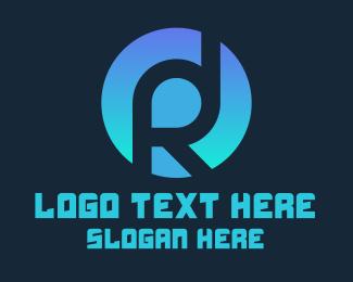 Monogram - R & D Monogram logo design