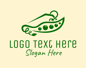 Price Tag - Pea Vegetable Price Tag  logo design