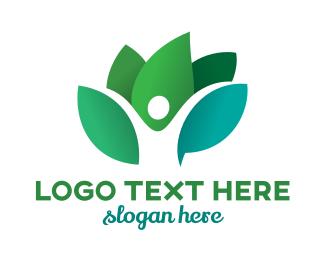 Wellness - Organic Wellness logo design