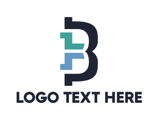 Commerce - Abstract Currency B logo design